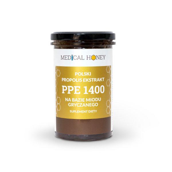 propolis ppe 1400 miód gryczany