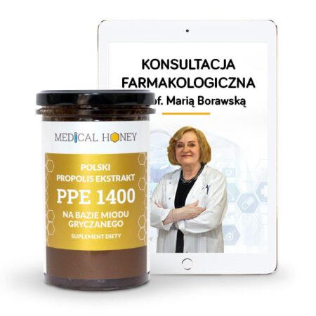 gryczany propolis konsultacja farmakologiczna m borawska