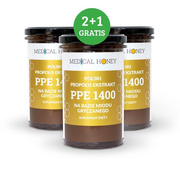 2 plus 1 propolis gryczany